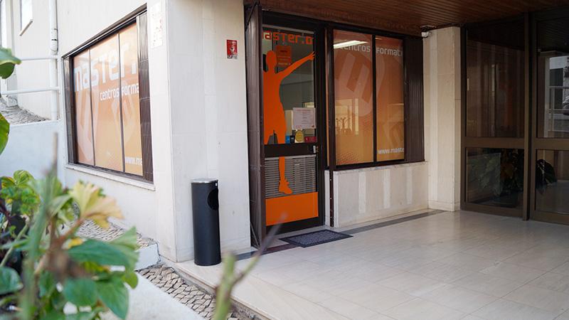 Masterd D Coimbra Entrada
